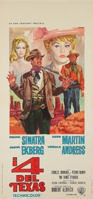 4 for Texas - Italian Movie Poster (xs thumbnail)
