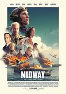 Midway - German Movie Poster (xs thumbnail)