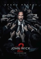 John Wick: Chapter Two - Canadian Movie Poster (xs thumbnail)