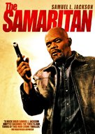 The Samaritan - DVD cover (xs thumbnail)
