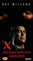 X - VHS cover (xs thumbnail)
