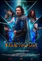 Vikingdom - Malaysian Movie Poster (xs thumbnail)