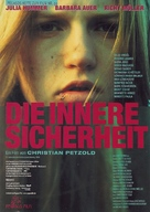 Die innere Sicherheit - German Movie Poster (xs thumbnail)