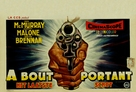 At Gunpoint - Belgian Movie Poster (xs thumbnail)