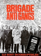 Brigade antigangs - French Movie Poster (xs thumbnail)