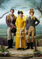 Emma. - Swedish Movie Poster (xs thumbnail)