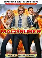 MacGruber - DVD cover (xs thumbnail)