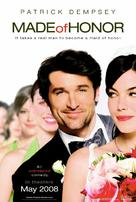 Made of Honor - Teaser movie poster (xs thumbnail)