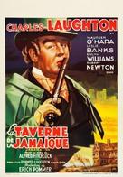Jamaica Inn - Belgian Movie Poster (xs thumbnail)
