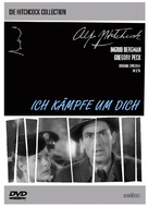 Spellbound - German DVD movie cover (xs thumbnail)