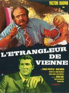 Lo strangolatore di Vienna - French Movie Poster (xs thumbnail)