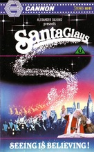 Santa Claus - British Movie Cover (xs thumbnail)