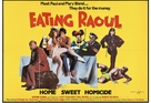 Eating Raoul - British Movie Poster (xs thumbnail)