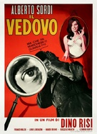 Il vedovo - Italian Theatrical poster (xs thumbnail)