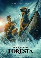 The Call of the Wild - Italian Movie Poster (xs thumbnail)