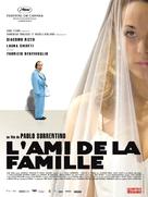 L'amico di famiglia - French Movie Poster (xs thumbnail)