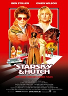 Starsky And Hutch - German Movie Poster (xs thumbnail)
