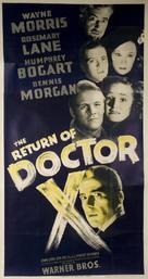 The Return of Doctor X - Movie Poster (xs thumbnail)