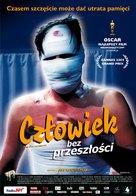 Mies vailla menneisyyttä - Polish Movie Poster (xs thumbnail)