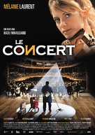 Le concert - French Movie Poster (xs thumbnail)