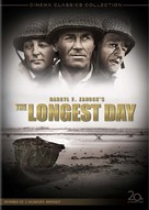 The Longest Day - DVD cover (xs thumbnail)