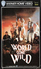 World Gone Wild - VHS cover (xs thumbnail)