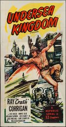 Undersea Kingdom - Movie Poster (xs thumbnail)