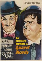Laurel and Hardy's Laughing 20's - Italian Movie Poster (xs thumbnail)
