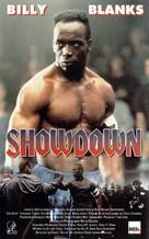 Showdown - French VHS movie cover (xs thumbnail)