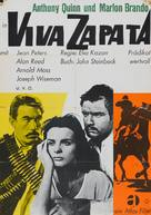 Viva Zapata! - German Movie Poster (xs thumbnail)