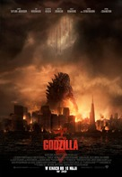 Godzilla - Polish Movie Poster (xs thumbnail)