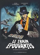 Dr. Terror's House of Horrors - French DVD cover (xs thumbnail)