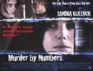 Murder by Numbers - British Movie Poster (xs thumbnail)