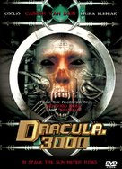 Dracula 3000 - DVD cover (xs thumbnail)