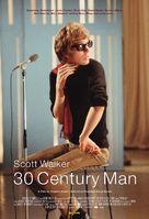 Scott Walker: 30 Century Man - British Movie Poster (xs thumbnail)