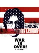 The U.S. vs. John Lennon - Movie Poster (xs thumbnail)