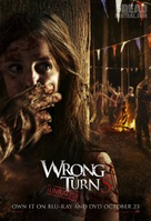 Wrong Turn 5 - Video release poster (xs thumbnail)