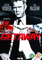 The Getaway - British Movie Cover (xs thumbnail)