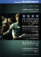 The Social Network - Canadian Movie Cover (xs thumbnail)