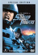 Starship Troopers - German DVD movie cover (xs thumbnail)