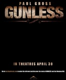 Gunless - Movie Poster (xs thumbnail)