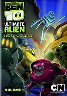 """Ben 10: Ultimate Alien"" - DVD movie cover (xs thumbnail)"