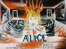 Neco z Alenky - British Movie Poster (xs thumbnail)