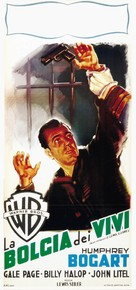 You Can't Get Away with Murder - Italian Movie Poster (xs thumbnail)