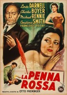 The 13th Letter - Italian Movie Poster (xs thumbnail)