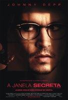 Secret Window - Portuguese Movie Poster (xs thumbnail)