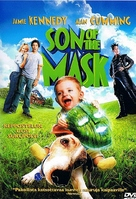 Son Of The Mask - Finnish DVD cover (xs thumbnail)