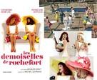 Les demoiselles de Rochefort - French Movie Poster (xs thumbnail)