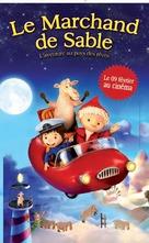 Das Sandmännchen - Abenteuer im Traumland - French Movie Poster (xs thumbnail)