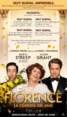 Florence Foster Jenkins - Argentinian Movie Poster (xs thumbnail)